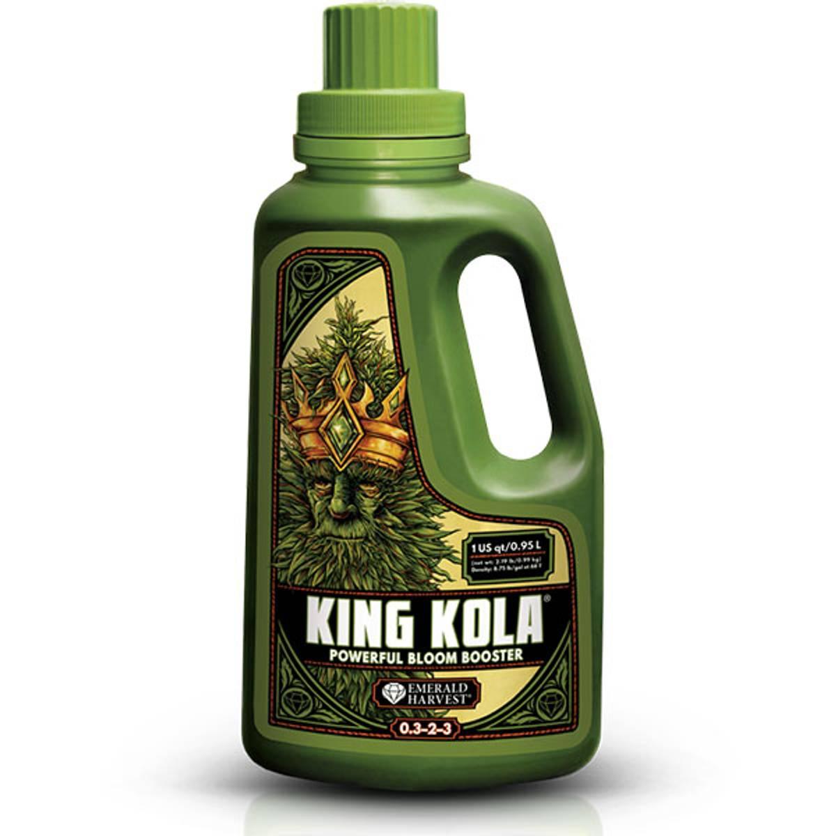 King Kola 0,95 L, Emerald Harvest